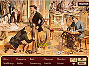 Occupations Hidden Objects game