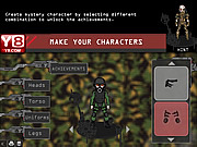 Awesome Character Maker game