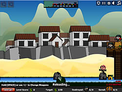 City Siege Sniper game