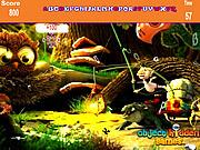Jogar jogo grátis Cartoon Forest Hidden Alphabets Game