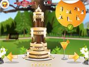 Amazing Wedding Cake Decoration game