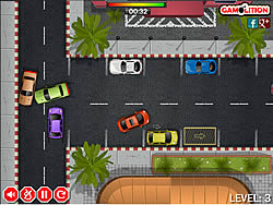 Driving School Parking game
