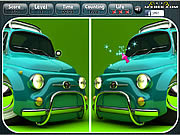 Stylish Spot the Differences game