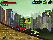 Ben10 Vs Rex Truck Champ لعبة
