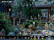 Rainy Days-Hidden Objects