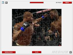 UFC Fighters game