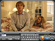 Midnight in Paris Find the Alphabets game