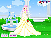 Juega al juego gratis Ancient Rome Wedding Dress Up