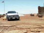 Watch free video Mercedes-Benz Commercial: Mario Kart 8