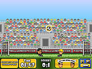 Juega al juego gratis Big Head Football