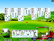 Joker Golf Solitaire game