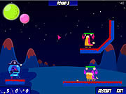 Space Pirate Vs Alien Lobsters game