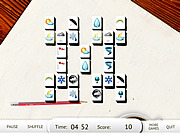 London Mahjong game