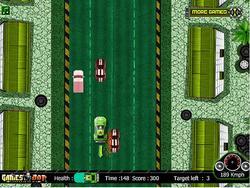 Ben10 Chase Down 2 game