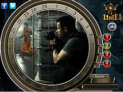 Lockout - Find the Numbers game