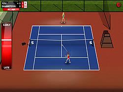 Stick Tennis game
