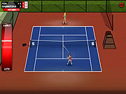 Stick Tennis spel