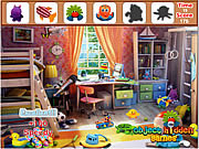 Colorful Bedrrom Hidden Objects لعبة