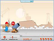 Juega al juego gratis Beaver Blast