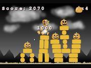 Juega al juego gratis Angry Halloween