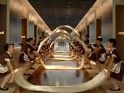 Watch free video Lipton Ice Tea Commercial: Tokyo Dancing Hotel