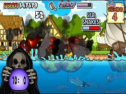 Medieval Shark game