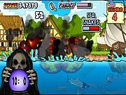 Jogar jogo grátis Medieval Shark