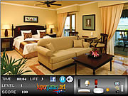 Front Room Hidden Objects game