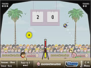 Juega al juego gratis Sports Heads Volleyball