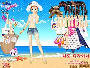 Beach Dress up