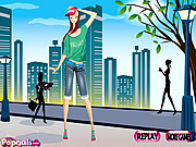 Juego Fashion Street Snap Girl