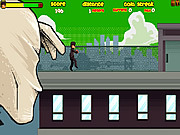 Juega al juego gratis Oppa Gangnam Run