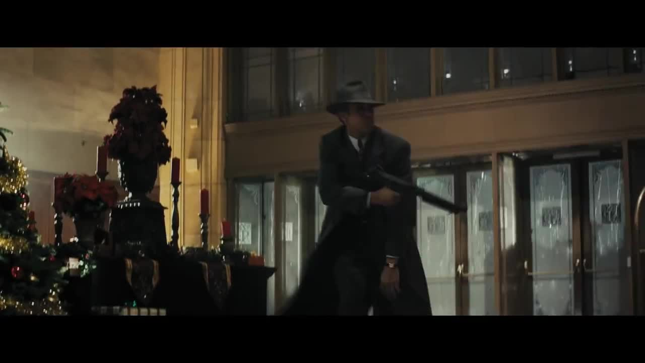 Watch free video Gangster Squad Official Trailer