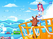 Sailor Girl Dress Up game