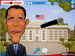 Obama vs Romney Slaphaton game