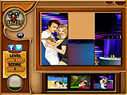 Celebrities Sliding Puzzle game