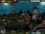 Halloween Graveyard Racing Y8 game