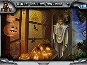 Halloween - Hidden Objects game