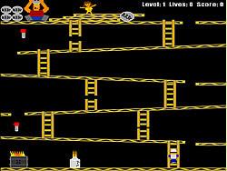 Alkie Kong game