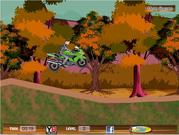 Motorcycle Forest Bike game