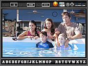 שחקו במשחק בחינם Dolphin Tale Find the Alphabets