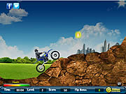 Off Road Biker game