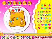 Juega al juego gratis Animal Cookie Screamer