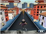 Chơi trò chơi miễn phí Angry Gran Run