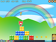 Rainbow fox game