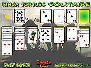 Ninja Turtles Solitaire game
