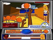 Basketball Rally game