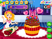 Zizi Princess Cake Decor game
