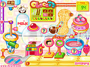 Juega al juego gratis Sue Chocolate Candy Maker