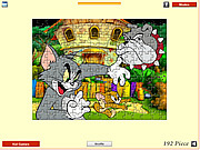 Spike vs Tom and Jerry game